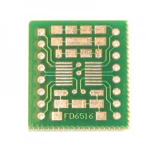 16pin SSOP/TSSOP to DIP Prototype Adapter/Converter (FD6516)