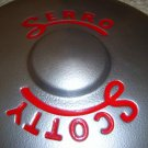 Serro Scotty Hubcap Decals