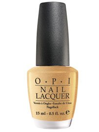 OPI Nail Polish Lacquer CURRY UP DON'T BE LATE - NLI49