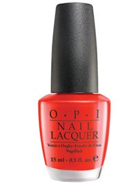 OPI Nail Polish Lacquer MONSOONER OR LATER - NLI45