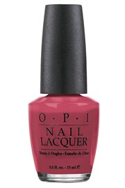 OPI Nail Polish Lacquer GRAND CENTRAL CARNATION - NLN30