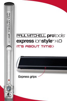"Paul Mitchell Express Ion Style 1.0"" Flat Iron"