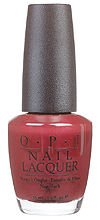 OPI Nail Polish Lacquer CAN'T A BERRY HAVE SOME FUN - NLE09