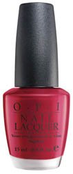 OPI Nail Polish Lacquer 25 COLORFUL YEARS NLA37