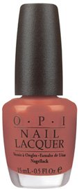 OPI Nail Polish Lacquer BAGUETTE ME NOT  NLF22