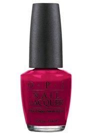 OPI Nail Polish Lacquer BOGOTA BLACKBERRY  NLF52