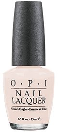 OPI Nail Polish Lacquer BUBBLE BATH  NLS86