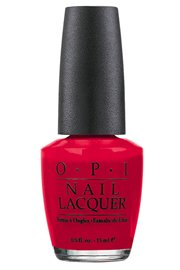 OPI Nail Polish Lacquer CALIFORNIA RASPBERRY  NLL54