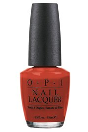OPI Nail Polish Lacquer CHEYENNE PEPPER  NLR14