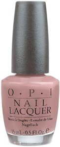 OPI Nail Polish Lacquer CHOCOLATE MOOSE NLC89