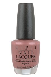 OPI Nail Polish Lacquer CHOCOLATE SHAKESPEARE  NLB20