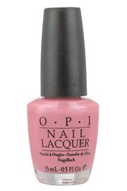 OPI Nail Polish Lacquer DANCING IN THE ISLES  NLG04
