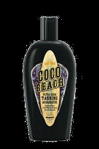 Supre Coco Beach Hemp Ultra Dark Tanning Accelerator 10oz