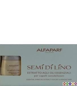 ALFAPARF Milano Semi Di Lino Essential Shine Oil Extract (5-bottle pk)