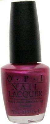 OPI Nail Polish Lacquer FLASHBULB FUCHIA NLB31