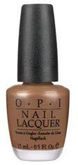 OPI Nail Polish Lacquer GOLDEN RULES NLB63