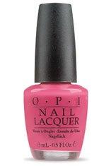 OPI Nail Polish Lacquer HOLY PINK PAGODA NLJ10