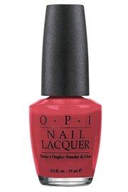 OPI Nail Polish Lacquer HONG KONG SUNRISE NLI08