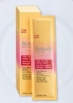 Wella Biotouch Color-Nutrition Reflex Mask (red hair) 10-pk