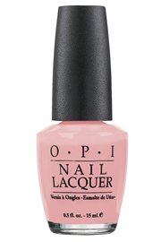 OPI Nail Polish Lacquer PISTOL PACKIN PINK NLW05