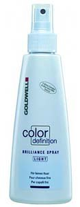 Goldwell Color Definition Light Brilliance Spray for Fine Hair 5oz
