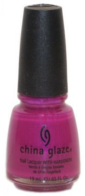 China Glaze Nail Polish PURPLE PANIC CGN08 849238