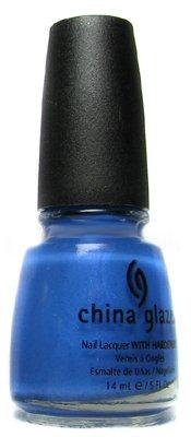 China Glaze Nail Polish RAIN STORM CGX144