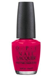 OPI Nail Polish Lacquer Peru-Ruby NLA18