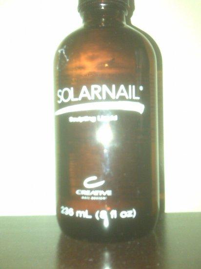 CND Solarnail Sculpting Liquid 8 Oz