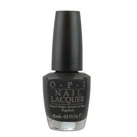 OPI Nail Polish Lacquer Black Oynx NLT02