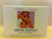 Clean + Easy Cream Bleach Hair Lightner 2oz