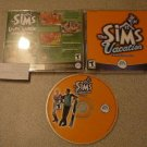 THE SIMS VACATION EXPANSION PACK PC CD WIN COMPLETE