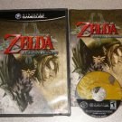 LEGEND ZELDA TWILIGHT PRINCESS GAMECUBE 100% COMPLETE