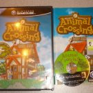 ANIMAL CROSSING MEMORY CARD GAMECUBE COMPLETE WII