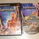 SUMMONER 2 PS2 PLAYSTATION 2 100% COMPLETE