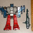 TOPSPIN TOP SPIN KO TRANSFORMERS TYPE 1984 VERY RARE