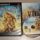 FINAL FANTASY XII 12 PS2 PLAYSTATION 2 100% COMPLETE