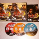 ONIMUSHA 3 DEMON SIEGE COMPLETE PC CD MATURE WINDOWS