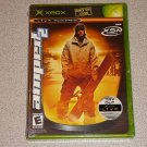AMPED 2 XBOX BRAND NEW SEALED ORIGINAL BLACK LABEL