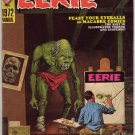 EERIE HORROR COMIC MAGAZINE COLLECTION 52 ISSUE 10-138
