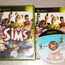 THE SIMS XBOX 100% COMPLETE