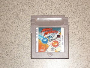 MARBLE MADNESS NINTENDO GAMEBOY COLOR SUPER FUN