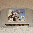1080 SNOWBOARDING N64 NINTENDO 64