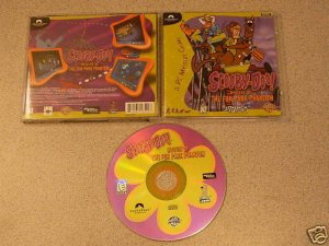 SCOOBY DOO MYSTERY OF FUN PARK PHANTOM PC IBM CD ROM
