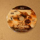 BLITZKRIEG DISC 2 ONLY PC IBM CD ROM