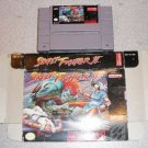 STREET FIGHTER II  2 SUPER NINTENDO SNES BOXED