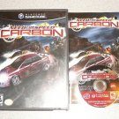 NEED SPEED CARBON GAMECUBE 100% COMPLETE PLAYS WII