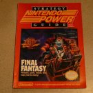 FINAL FANTASY NES NINTENDO POWER STRATEGY GUIDE VOL 17