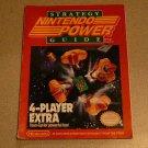 4 PLAYER EXTRA NES NINTENDO POWER STRATEGY GUIDE VOL 19