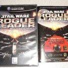 STAR WARS ROGUE LEADER II 2 NINTENDO GAMECUBE COMPLETE